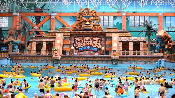 皇家海洋主题乐园神奇体验之第一季 晒不黑的夏天